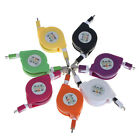 Xmas 3ft V8 5 Pin Retractable Micro USB Charger Cable Cord For Android Phone TR