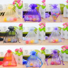 25PCs 9cm x12cm Gift Bags Pouches Wedding/Christmas Gift Favor