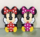 3D Minnie Mouse Soft Silicone Back Case For LG G3 D855 D858