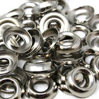 No. 10  NICKEL PLATED SCREW CUP WASHER SURFACE MOUNT - FREE UK DELIVERY