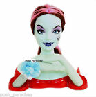 Large Girls Gothic Monster Fashion Styling Head Model Hair Dressing Doll Toy 3+