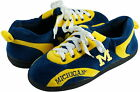 Michigan Wolverines Slippers All Around
