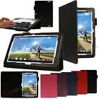 Acer Iconia Tab 10 A3-A20 Tablet Leather Flip Case Cover with Multi-Angle Stand