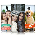 CREATE YOUR OWN PERSONALISED CUSTOM MADE PRINTED HARD BACK CASE FOR HTC PHONES