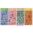 JAPAN TOMY LINE A.R.T.S. LINE APP CHARACTERS MOON CONY BROWN SALLY STICKERS