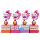 JAPAN SANRIO HELLO KITTY 3D ANGEL PLASTIC STAMP - 4 COLOR