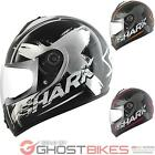 Shark S600 Exit 4 Star Sharp Urban Full Face Scooter Motorbike Motorcycle Helmet