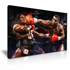 Mike Tyson Boxing Sport Wall Art Canvas Print Framed Box ~ 1pc