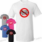 Take a Stand Against Walls Funny T-Shirt Brand Mens, Ladies Fit Tshirts Gifts