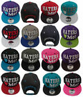 Unisex State Property Haters Love Me Snapback Baseball Cap Flatpeak Hat One Size