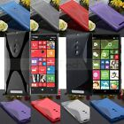 S※X Flexible Slim Soft TPU Gel Silicone Back Case Cover Skin For Nokia Lumia 830