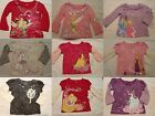 DISNEY Baby Girls 12 18 24 Month Choice Cotton Long Sleeve Shirt NWT Tink Fairy