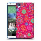HEAD CASE DESIGNS PSYCHEDELIC PAISLEY CASE COVER FOR HTC DESIRE 820