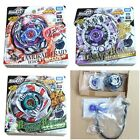 GENUINE TAKARA TOMY BEYBLADE 4D SYSTEM METAL FIGHT + LAUNCHER SET BB113 114 118