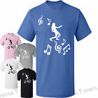 Air Guitar Music Notes New Kids T-Shirt Rock Heavy Metal Electric Heros Gifts
