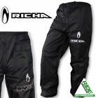Richa Rain Warrior Motorcycle Scooter 100 Waterproof Over Trousers Lined