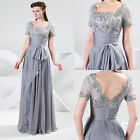 Vintage Women's Cocktail Bridesmaid Ball Gown Wedding Evening Prom Party Dresses