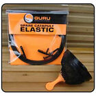 GURU *SPARE ELASTIC & POUCH FOR GURU CATAPULT* for Coarse, Match & Pole Fishing