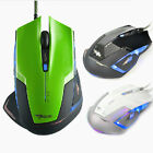 Hot Trendy 1PC E-3lue Mazer 2400 DPI 6D USB Wired Optical Game Gaming Mouse Mice