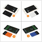 Wime TalKase T1 Mini GSM Dual Sim Cell Phone 5.5mm Thick Work With Android IOS