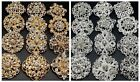 12pc/lot Gold/Silver Rhinestone Crystal Brooch Pin DIY Wedding Bouquet 3cm-3.5cm