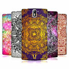 HEAD CASE DESIGNS MANDALA DOODLES HARD BACK CASE FOR ONEPLUS ONE