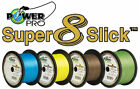 Power Pro Super 8 Slick Braided Line