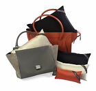 Bag-a-Vie Pillows Inserts Fits Hermes Protect Designer Handbags Medi