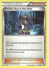 Pokemon Card Xy Primal Clash - Archie's Ace In The Hole 124/160 - Trainer