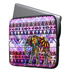 "Elephant 11-15.6"" Laptop Ultrabook Sleeve Case Bag For MacBook Pro Air Acer Dell"