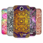 HEAD CASE DESIGNS MANDALA DOODLES HARD BACK CASE FOR HTC DESIRE 310