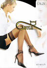 2 Pairs Gatta Stretch Hold-Ups-Stockings
