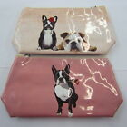 72927- Ella Synthetic French Bulldog & English Bulldog Washbags- 2 Styles!