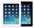 Brand New Apple iPad 4 Retina (4th Gen) 16GB 4G GSM Unlocked - Black / White