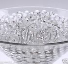 CLEAR WATER BEADS GEL BALLS CRYSTAL BIO SOIL WEDDING PARTY EVENT VASE DECORATION