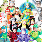 DELUXE BOYS GIRLS BABY TODDLER BABYGROW OUTFIT ANIMAL FANCY DRESS OUTFIT COSTUME
