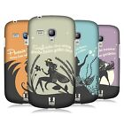 HEAD CASE DESIGNS MYTHICAL PARADISE CASE FOR SAMSUNG GALAXY S3 III MINI I8190