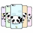 HEAD CASE DESIGNS KAWAII PANDA SERIES 1 HARD BACK CASE FOR APPLE iPHONE 6 4.7
