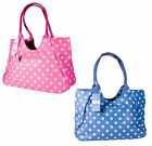LP71099- Lesser&Pavey Hand/Shoulder Bag Dotty Design 2 Colours!
