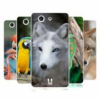 HEAD CASE FAMOUS ANIMALS SILICONE GEL CASE FOR SONY XPERIA Z3 COMPACT D5803