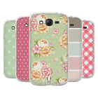HEAD CASE FRENCH COUNTRY PATTERNS GEL CASE FOR SAMSUNG GALAXY GRAND NEO I9060
