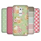 HEAD CASE FRENCH COUNTRY PATTERNS SILICONE GEL CASE FOR LG G2 D802