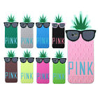 3D Glasses Pineapple Silicone Soft Back Case Cover For Apple iPhone 6 Plus 5.5''