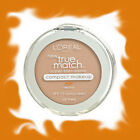 L'OREAL True Match Makeup Compact **YOU PICK** your shade NEW