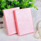 5/10PCS Pink Candy Favor Box Baby Shower Wedding Party Birthday Gift Boxes NEW