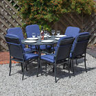 Alfresia Miami Garden Furniture Set for 6