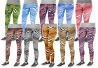 Zubaz Ladies Sport Team Legging Spandex Pants - Many Colors