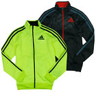 Adidas Youth Boys Ultimate Graphic Track Jacket - Black and Electric
