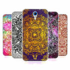 HEAD CASE MANDALA DOODLES SILICONE GEL CASE FOR HTC DESIRE 620