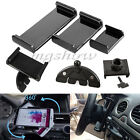 "Universal 360°Adjustable Car CD Slot Mount 5"" 7"" 10"" Holder For Phone Tablet GPS"